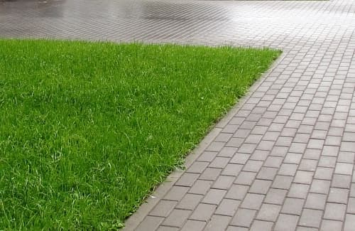 тротуарная плитка Брусчатка 7П.8 100х200х80 купить в спб