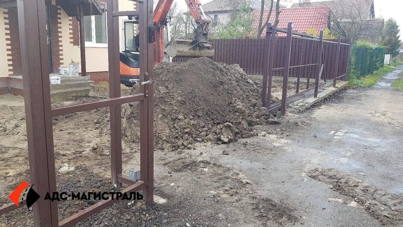 укладка тротуарной плитки Посёлок Тельмана фото 2