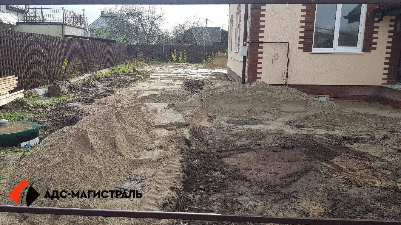 укладка тротуарной плитки Посёлок Тельмана фото 3