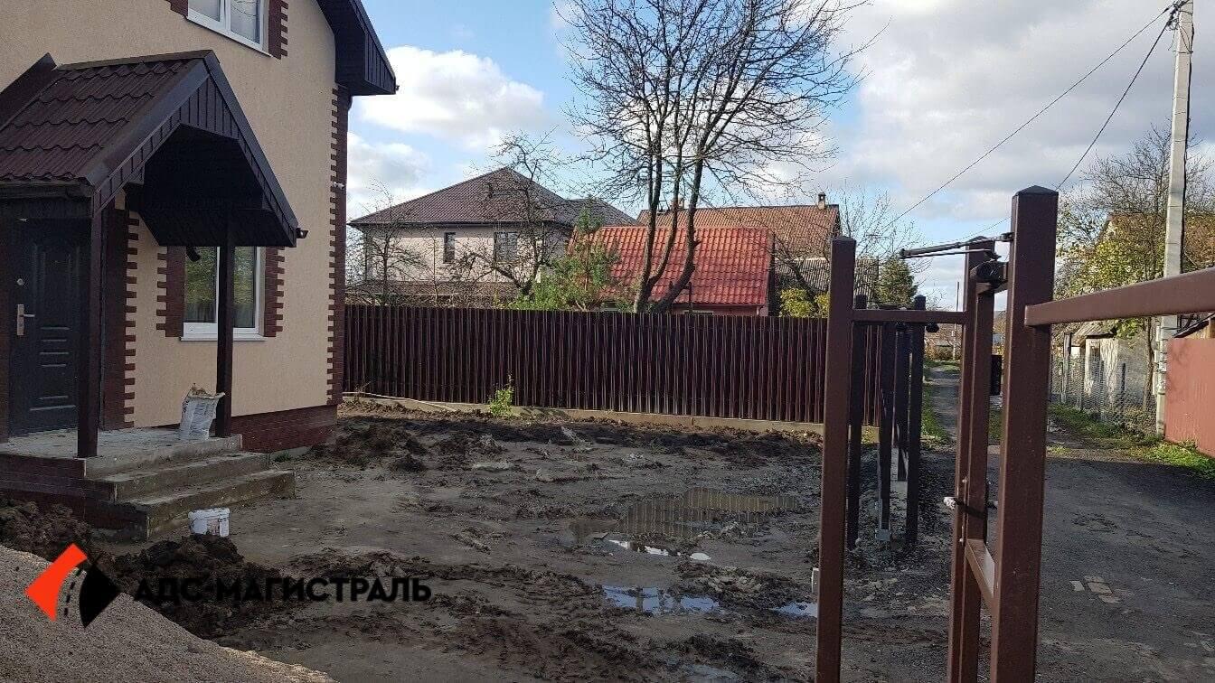 укладка тротуарной плитки Посёлок Тельмана фото 4