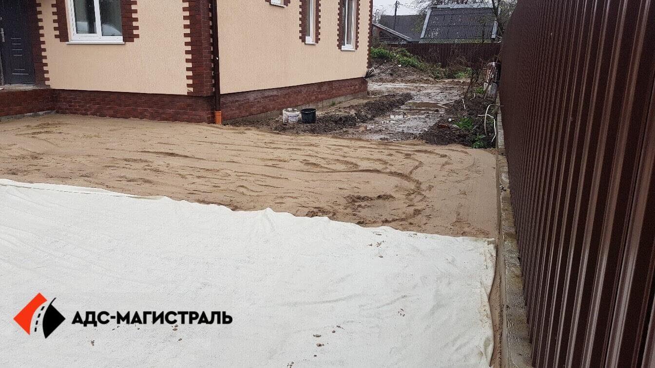 укладка тротуарной плитки Посёлок Тельмана фото 7