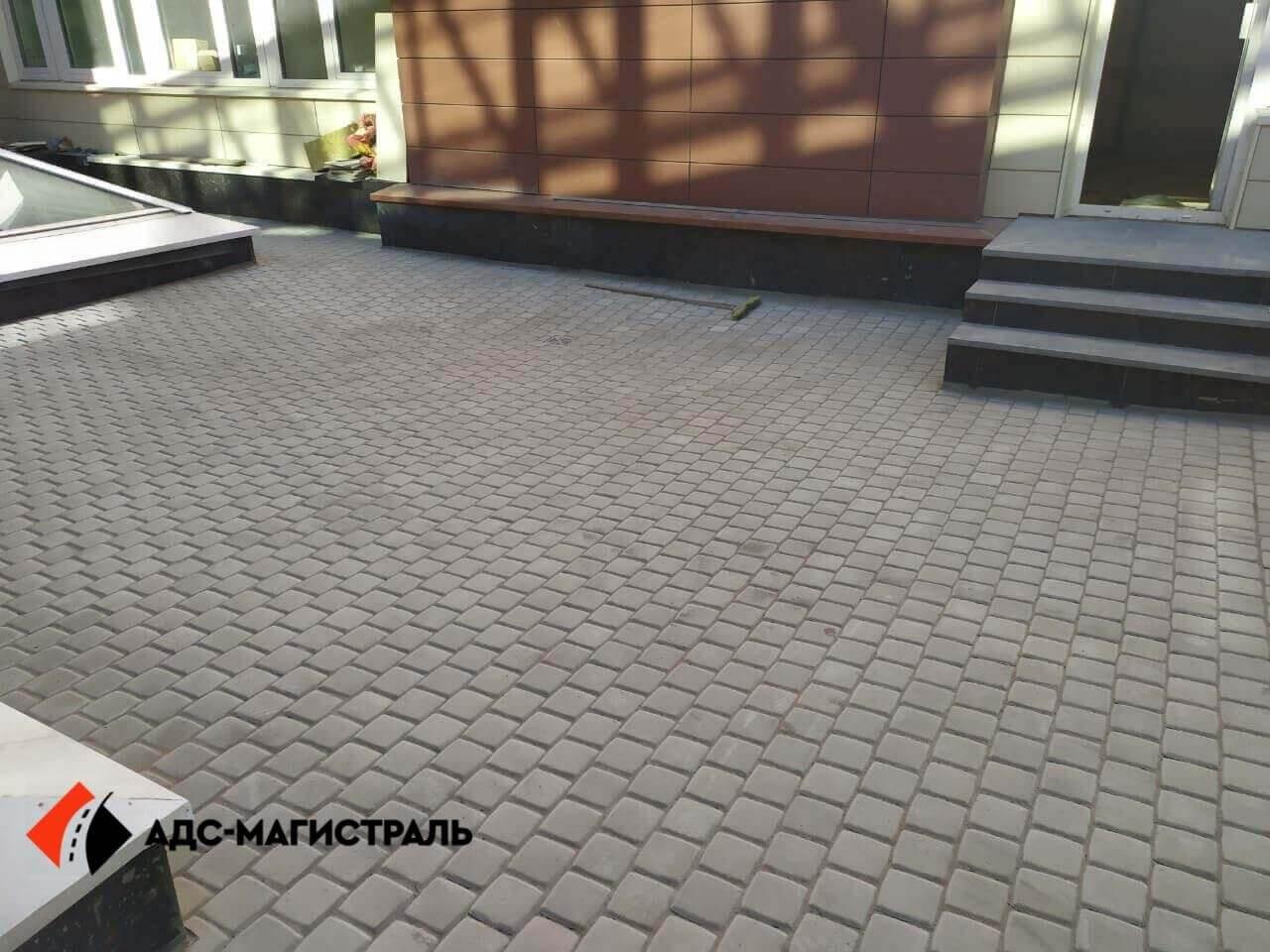 укладка тротуарной плитки Зеленогорск фото (2)