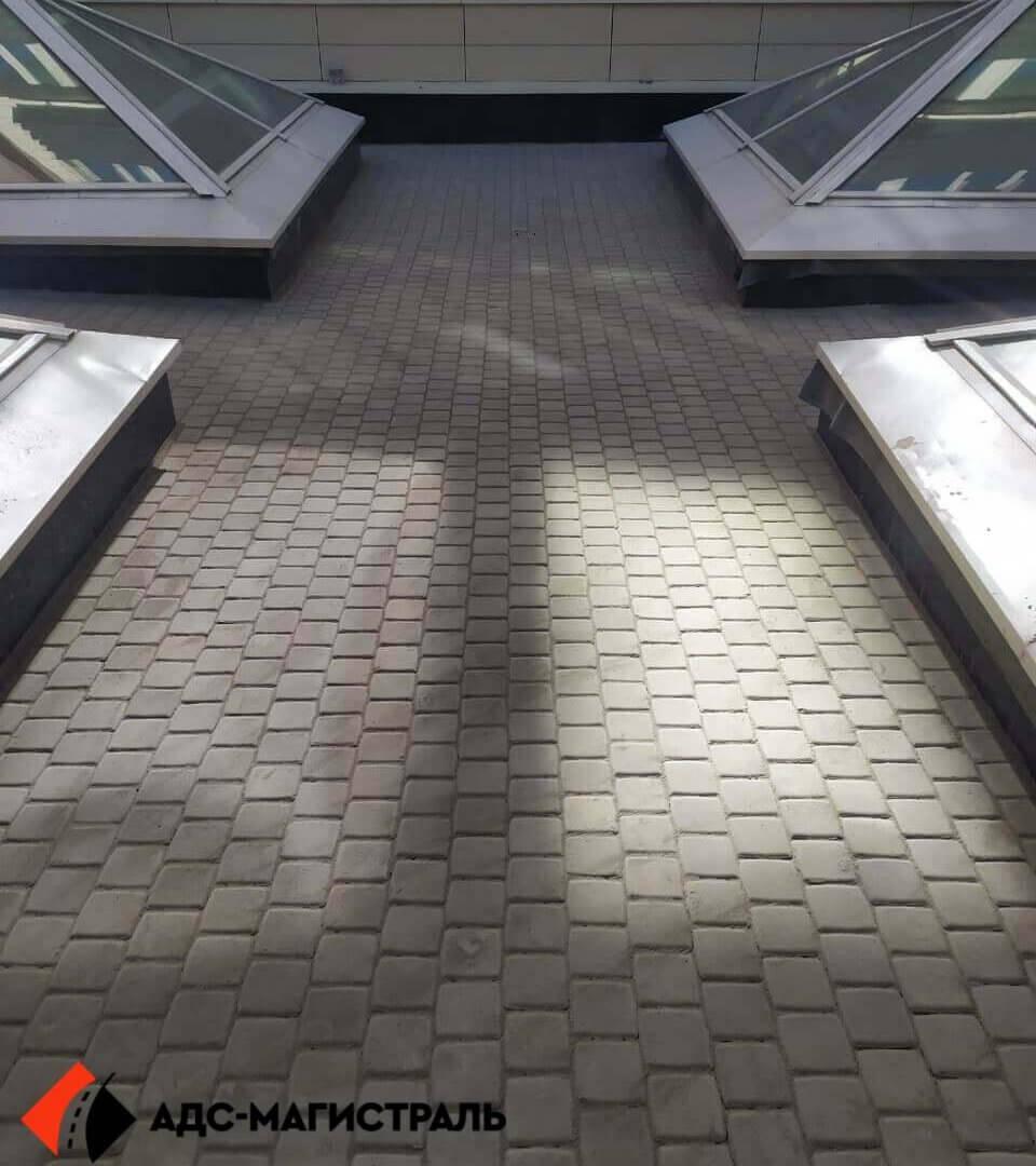 укладка тротуарной плитки Зеленогорск фото (3)