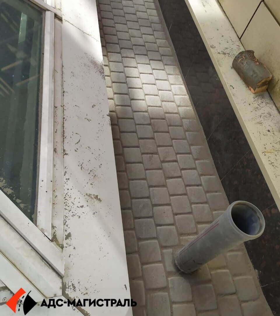 укладка тротуарной плитки Зеленогорск фото (4)
