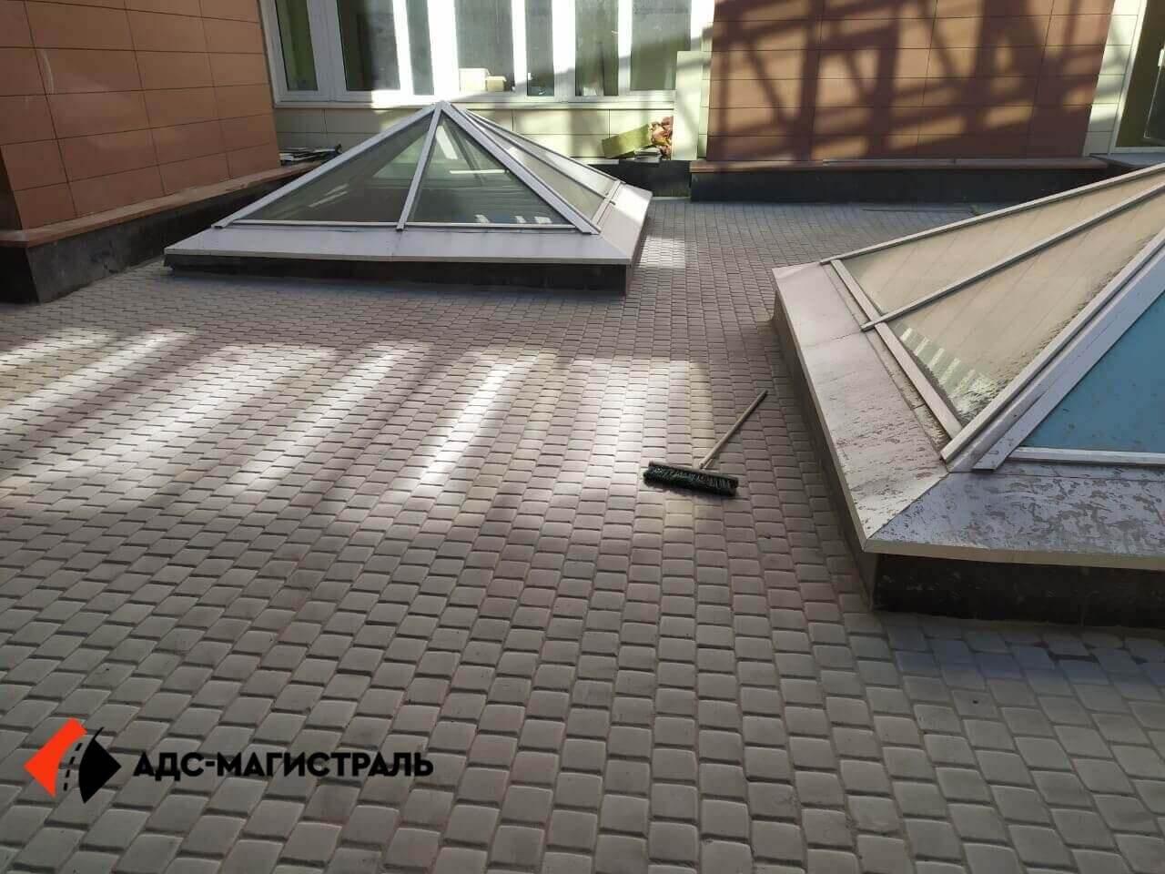 укладка тротуарной плитки Зеленогорск фото (5)