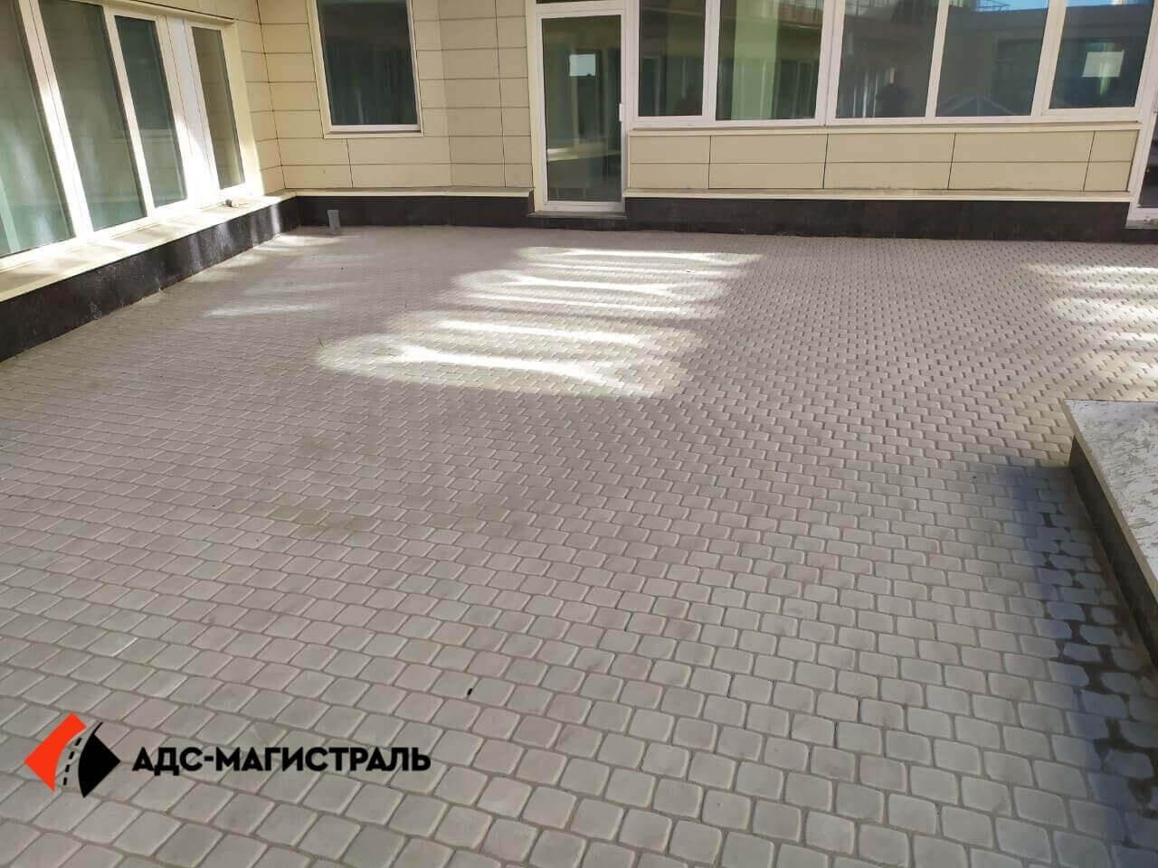 укладка тротуарной плитки Зеленогорск фото (1)