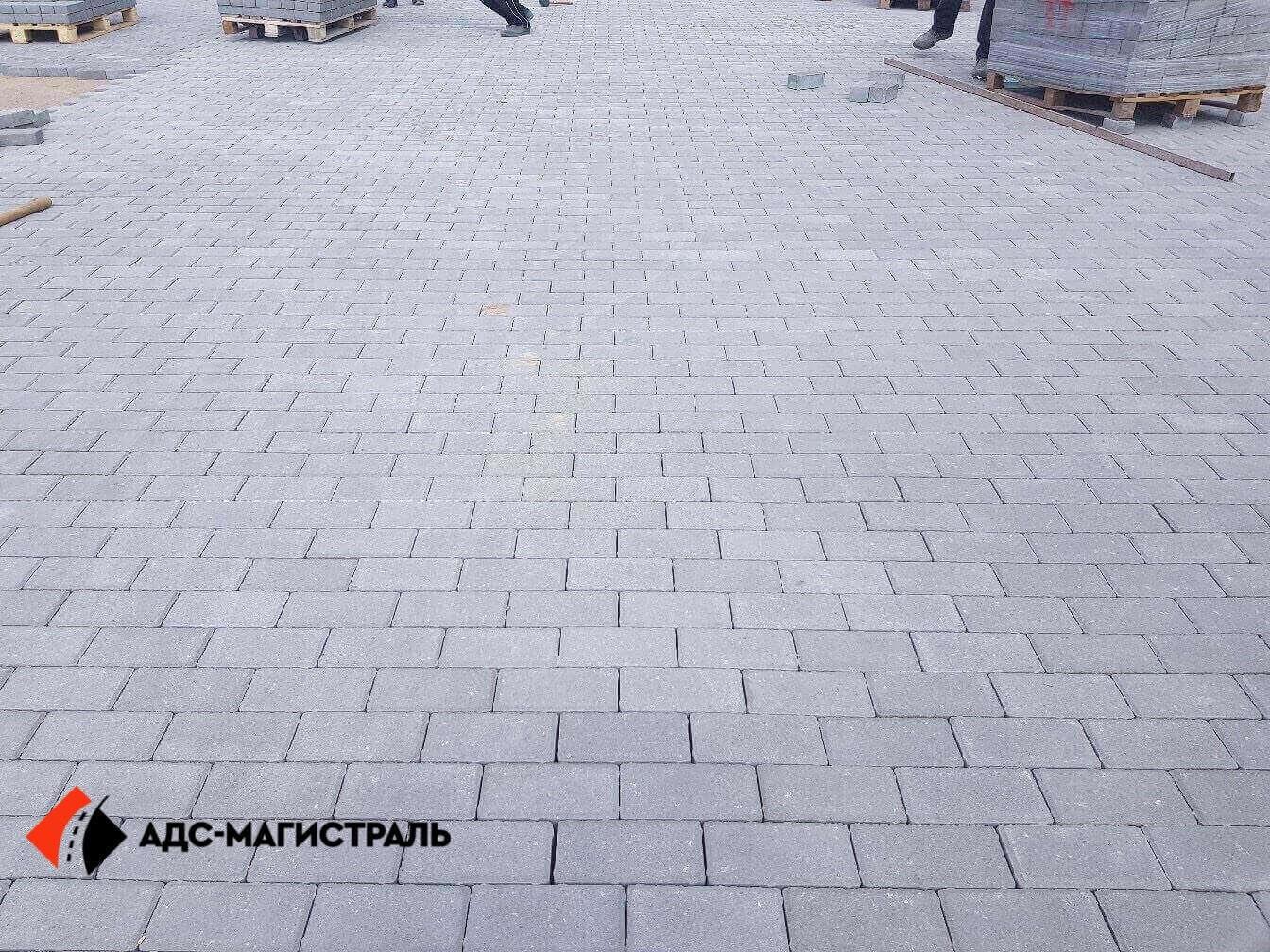 укладка тротуарной плитки Леруа Мерлен фото 9