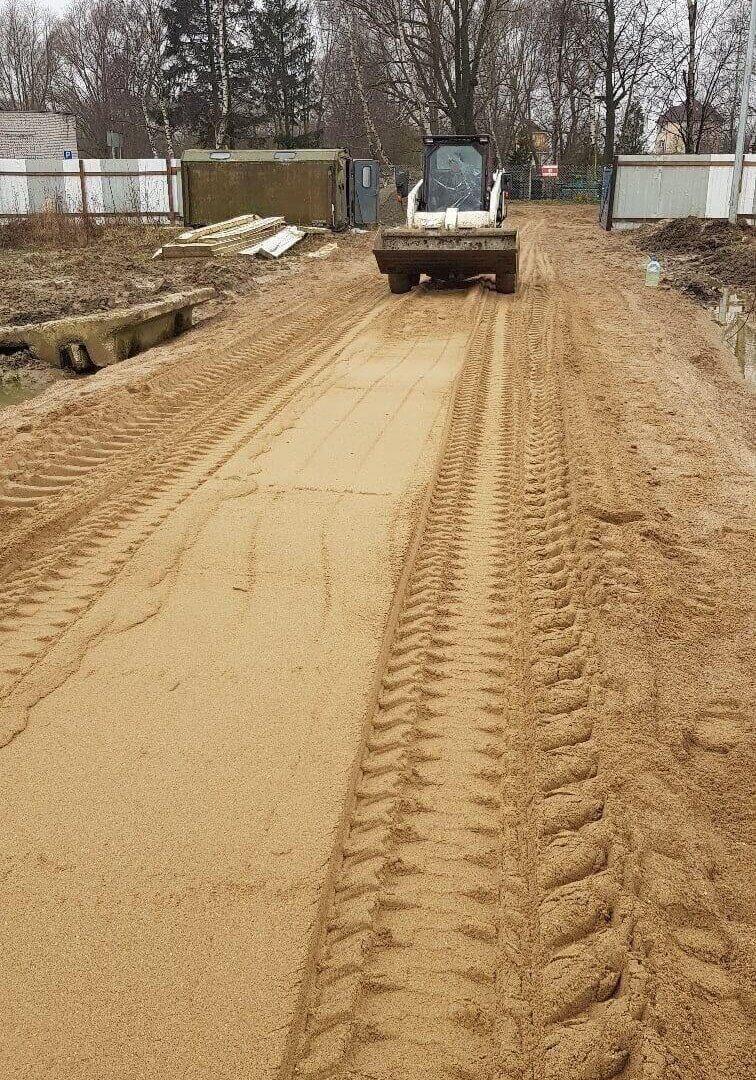 Укладка тротуарной плитки Металлострой фото 1