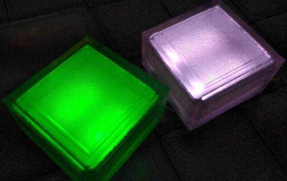светодиодная плитка 100х100х60 фото