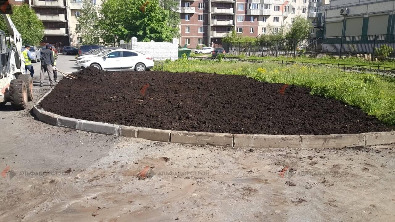 посевной газон савушкина фото 18