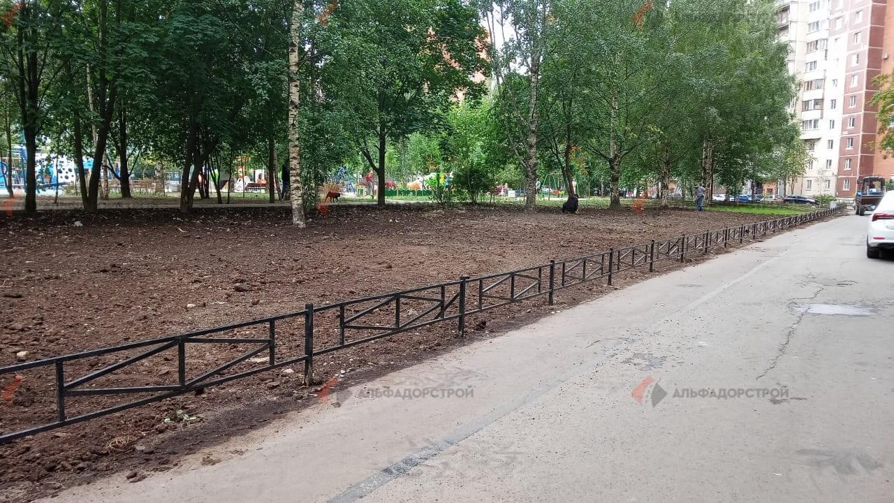 посевной газон савушкина фото 2