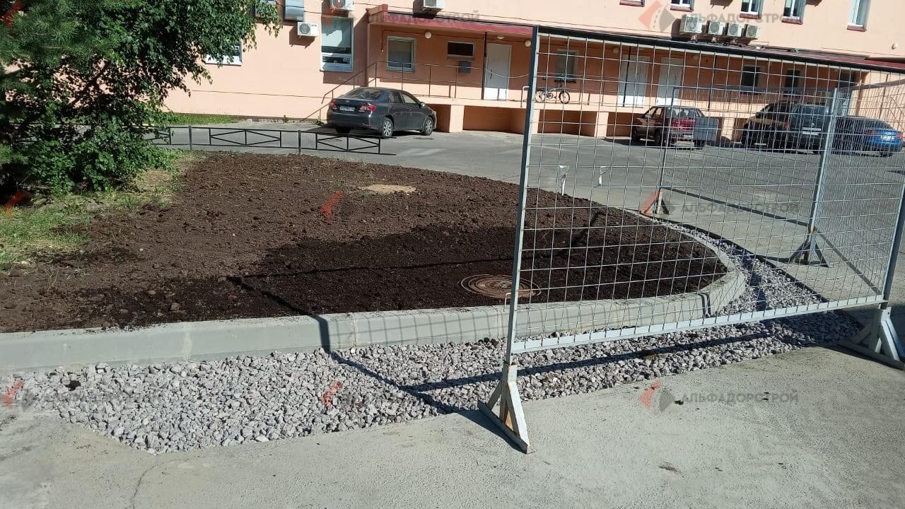 посевной газон савушкина фото 6