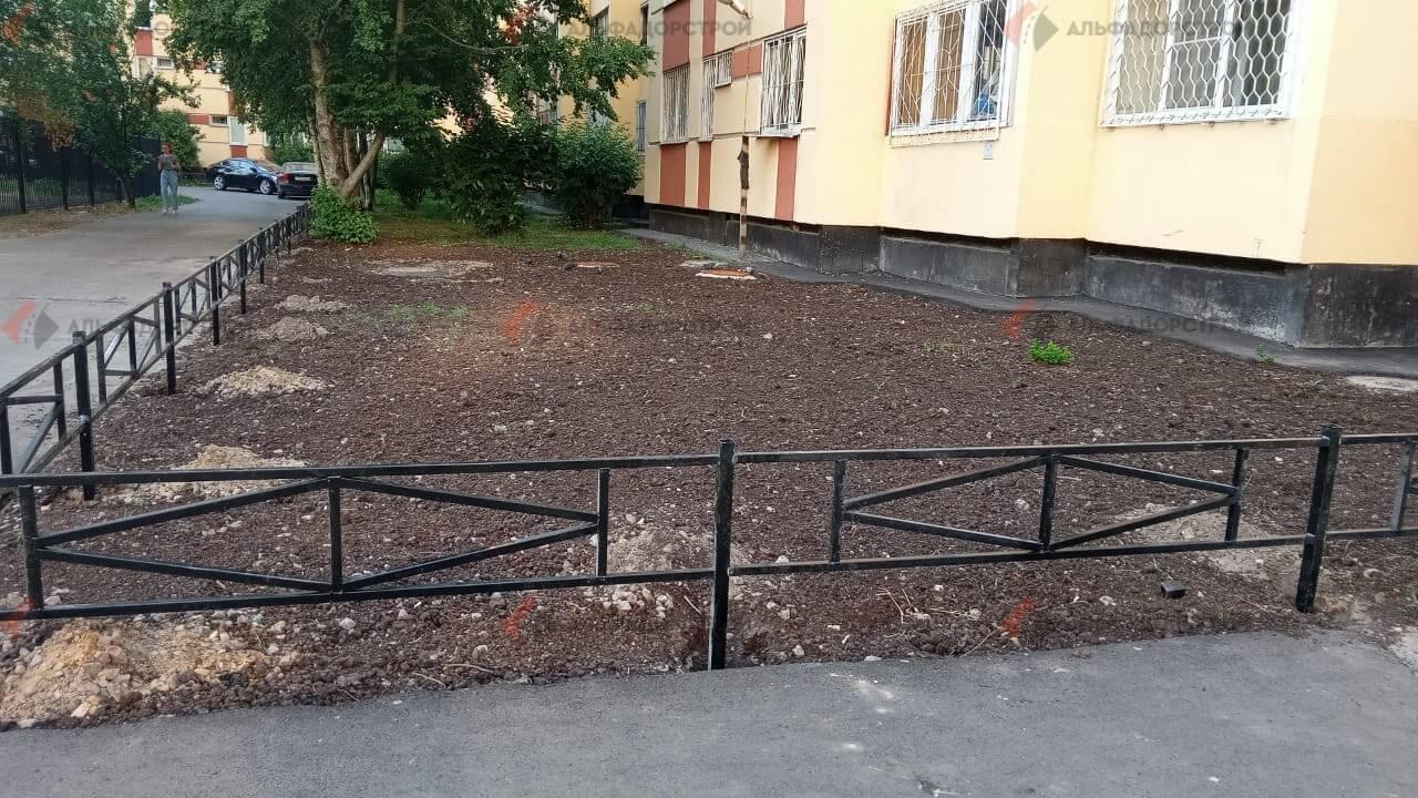 посевной газон савушкина фото 7