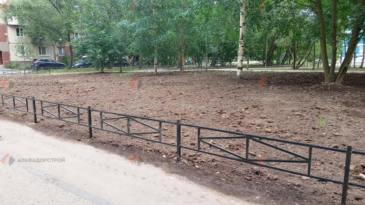 посевной газон савушкина фото 9